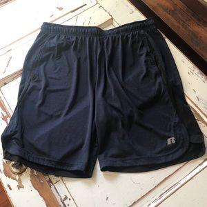 Russell Fresh Force Dri Power 360 Shorts